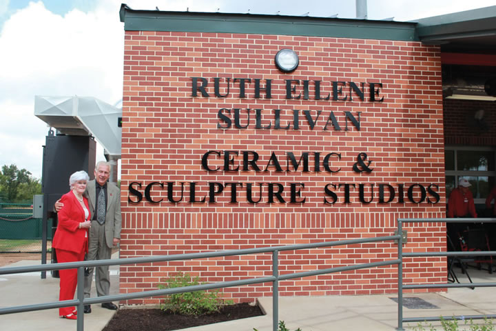 New Ceramic & Sculpture Studios dedicated at UIW