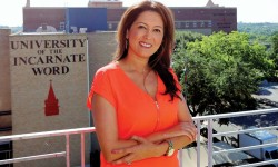 Yvette Reyna, UIW alumna and adjunct professor.