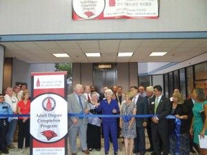 The grand opening of ADCaP's new location in Corpus Christi. Photo courtesy of the Corpus Christi Chamber of Commerce.