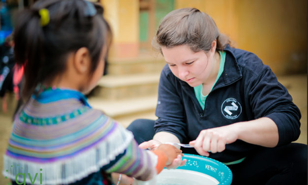 Humanitarian Holiday: UIW Student Spends Spring Break in Service
