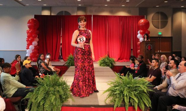 UIW Goes Red for Heart Health