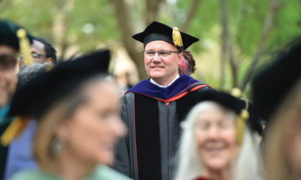 UIW Celebrates the Inauguration of Dr. Thomas M. Evans