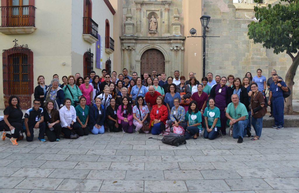 UIW volunteers join Los Quijotes in Oaxaca, Mexico