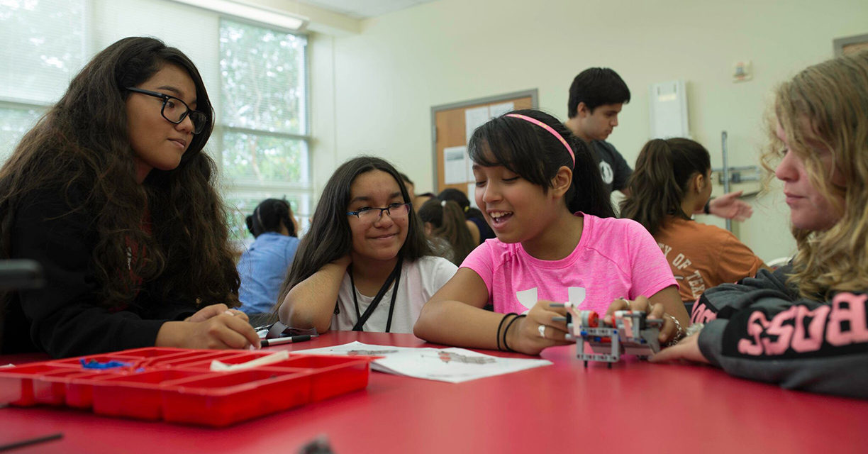 UIW Welcomes Science GEMS